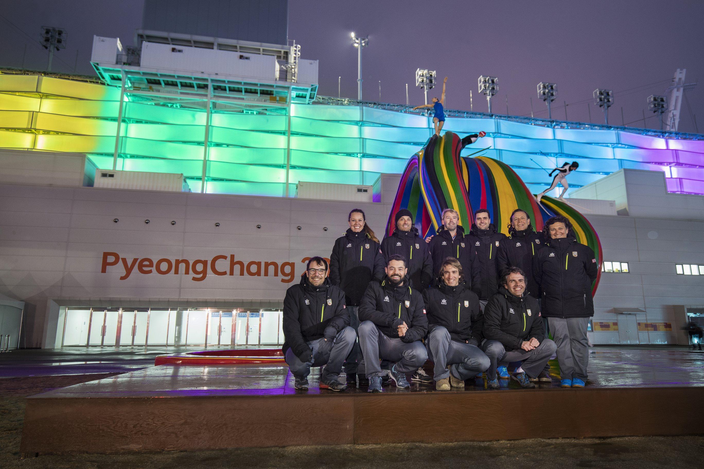Equipo Paralimpiada Pyeongchang 2018 101