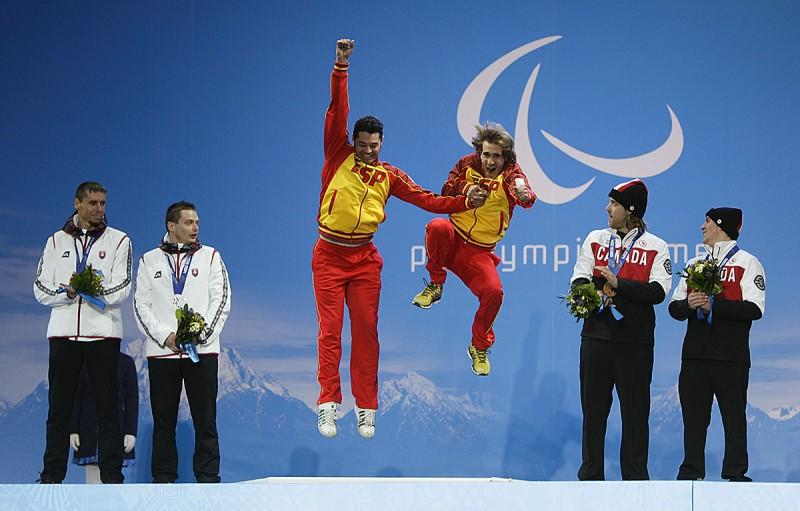 medalla-oro-deportitas-paralmpicos-zaragoza-sochi-2014