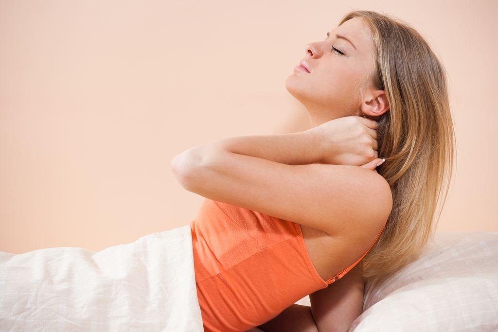Tratamiento de fisioterapia para contractura cervical