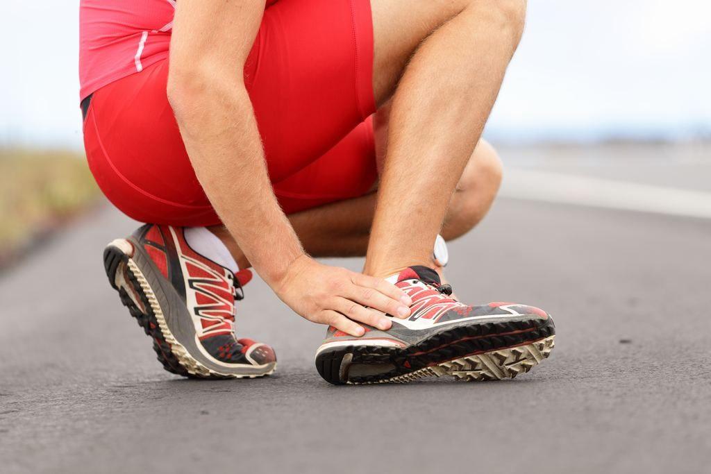 tratamiento para el esguince de tobillo