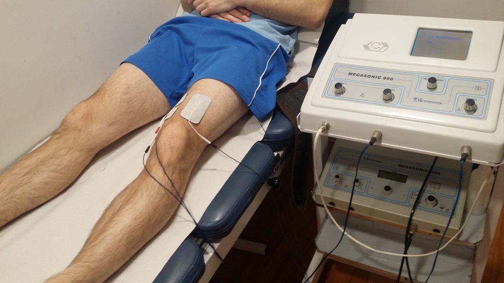 Eletroterapia en Zaragoza
