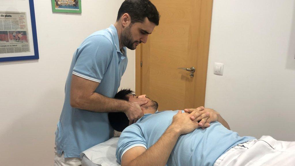 Tratamiento osteopático en Fisioterapia Global